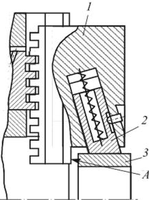 Установка токарного патрона на станок