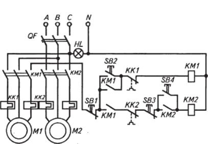Схема управления транспортером тсн ленточный конвейер натяжная станция