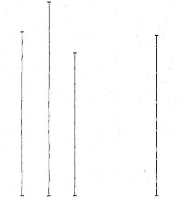 Линии, использованные в эксперименте С. Аша