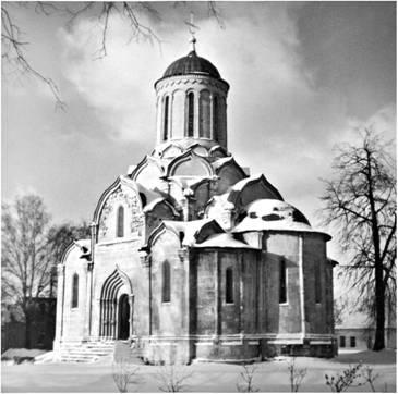 Андроникова монастыря.