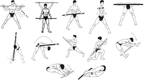 Какие упражнения для сжигание жира на животе